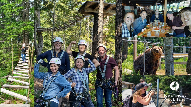 RTW 15y Summer Social 2021 collage
