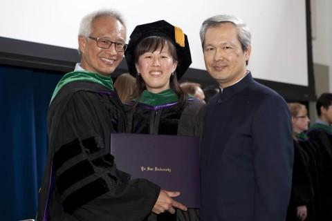 Sonia DAOM degree